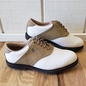 FOOTJOY Greenjoy Womens Golf shoes Size 6.5 M